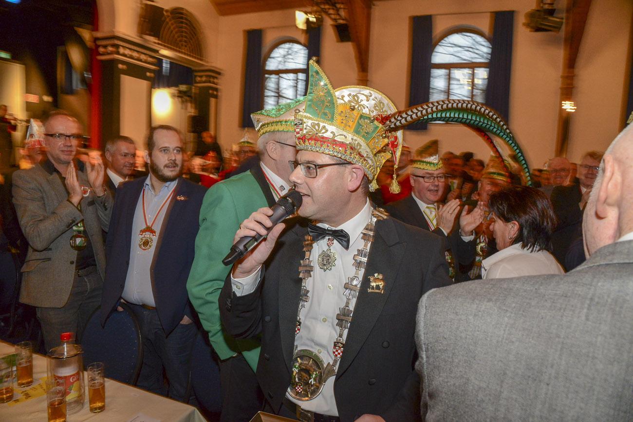 Herrensitzung Sieglar: Fotos: Carsten Seim